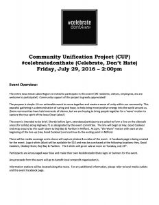 Community Unification Project