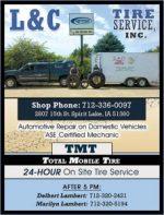 L & C Tire Service