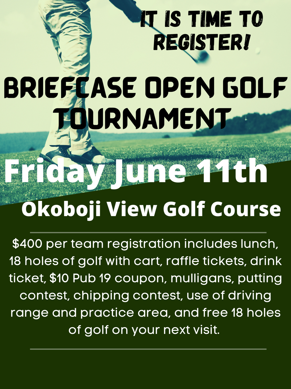 Breifcase Open Golf tournament-6