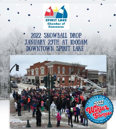 Snowball Drop 2022